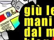 Comma ammazza-blog: post Rete unificata #noleggebavaglio DEMOCRAZIA