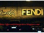 Fendi party Milano