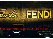 Fendi party Milano
