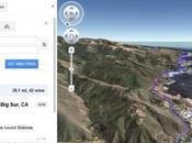 Google Maps, arriva visuale dall'elicottero