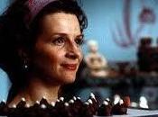 Teterina come Vianne film Chocolat