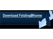 Folding@home calcolo computazionale frazionato ricerca
