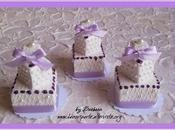 Bomboniere matrimonio mini wedding cake