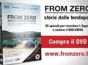 From zero: vita nelle tendopoli cosi' rete ricorda l'aquila