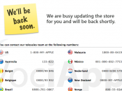 Apple Store tutto mondo OFFLINE, arrivo pre-ordine dell' iPhone4