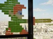 Post-it Parigi, guerra urbana
