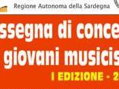 Rassegna concerti giovani musicisti