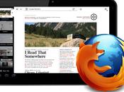 Mozilla: ecco finalmente Firefox dedicato tablet!