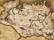 Skyrim, trapela mappa gioco