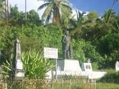 Cimitero Europeo Monumento Shirley Baker Ha'apai