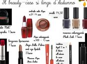 Tendenze make Autunno: beauty case