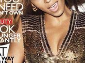 Beyonce Sulla Copertina Nell'Editoriale Harper's Bazaar, Novembre 2011