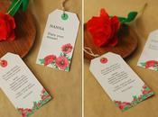 Invitations place cards: Free Printables