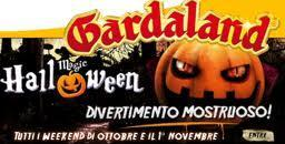 Ponte Novembre Halloween Lago Garda weekend paura Gardaland!!!
