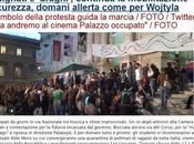 Indignati, domani grande manifestazione Roma
