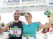 Ottobre 2011, Milano: alla Green Race vincono Zanotti Franco Casiraghi Elena.