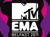 Anche lady gaga bruno mars agli 2011 programma belfast prossimo novembre diretta dalle 21.00 tutti canali network