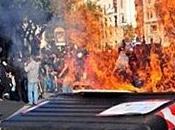 """poliziotti """"indignati"""" polemizzano governo dopo fatti roma"""
