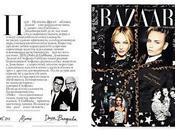 Dolce Gabbana Harper's Bazaar Russia: 15th Anniversary Special Edition