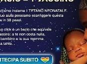 Dash Unicef contro tetano neonatale