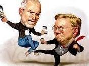 """Voglio Distruggere Android Steve Jobs"""""""
