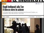 black-bloc inglesi hanno partecipato disturbi Roma almeno Repubblica.it)