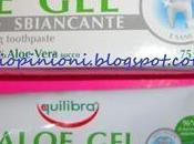 Review flash: Equilibra dentifricio aloe sbiancante