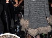 Courtney Love cartellinata Dolce Gabbana