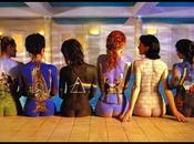 Pink Floyd sulla pelle Live Canada 28/06/1975