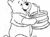 Winnie Pooh colorare