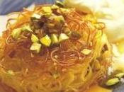 Nidi rondine miele pistacchi