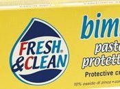 Test paste protettive fresh clean bimbi pasta protettiva