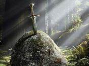 Sfondi Desktop: spada nella roccia