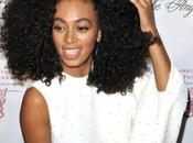 Events Carpet// Solange Knowles Angel Ball 2011