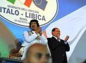 L'ultimo messaggio Gheddafi all'Italia