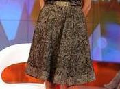 Anna Valle Verissimo indossa abito Roberto Cavalli