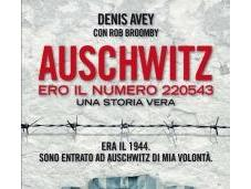 "Anteprima ""Auschwitz. numero 220543"" Denis Avey"