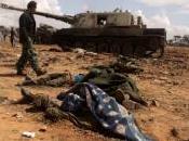 Oltre Libia morte Gheddafi: ricolonizzare l'Africa colpire Cina