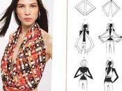 lezione foulard, direttamente Hermes (parte