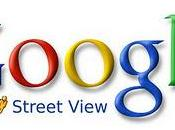 Google Street porta all'interno negozi