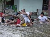 Ultimissime alluvione Bangkok Thailandia Forse salva