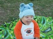 Jensen Ackles nipote Levi: favore forma cuore