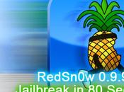RedSn0w Azione Così veloce