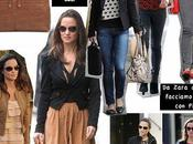 Stars under glass: Pippa Middleton