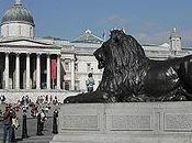 Trafalgar Square Londra, piazza delle storia londinese.