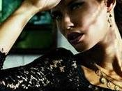 Bianca Balti nuovi gioielli firmati Dolce Gabbana