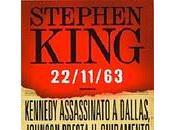 Novità libreria: 22/11/63, nuovo romanzo Stephen King uscita novembre