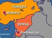 turchia appoggia l'opposizione anche armata regime damasco