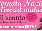 Neve Cosmetic: Promozioni Giornata Nazionale Mineral Make nuova collezione Flower Power