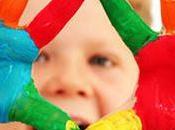 Giochi baratto nella Settimana l'infanzia